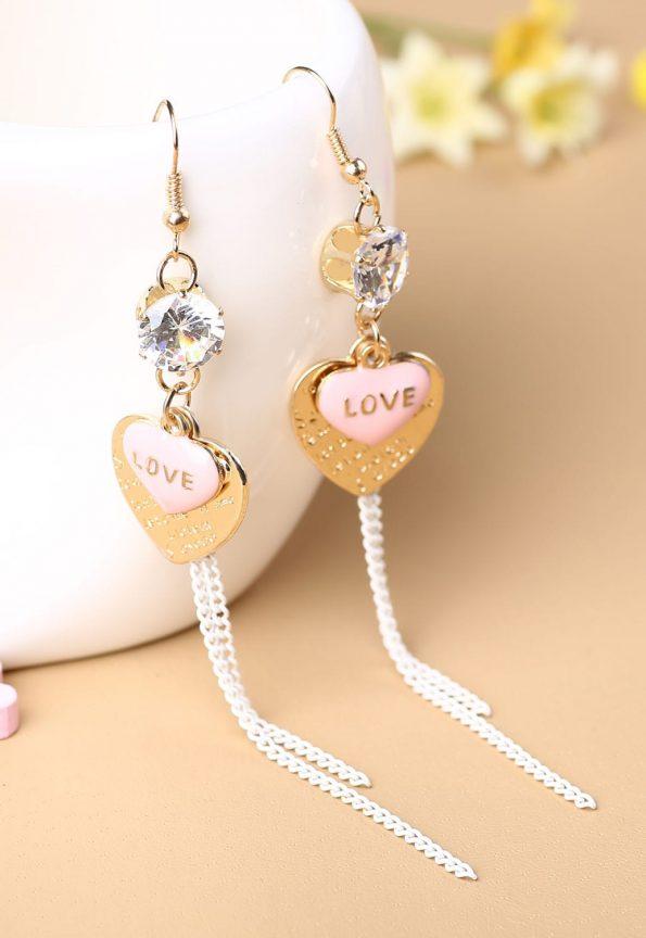 Double-Sweethearts-Diamond-Drop-Earrings-LC0956-1