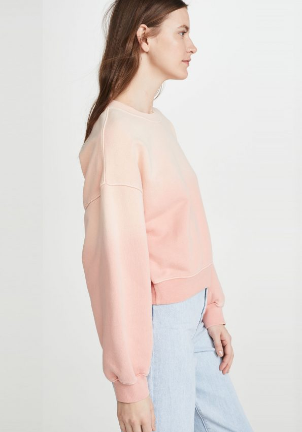 PRINCESSA-Agolde-GrapeFruit SunFade Balloon Sleeve Sweater-03