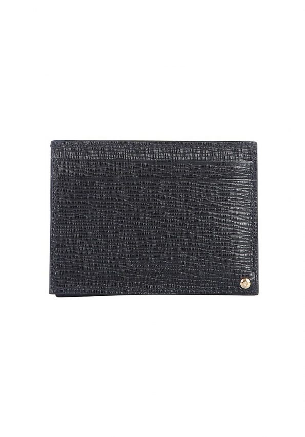 PRINCESSA – Black Salvatorre Ferragamo Gancini Card Holder – 03