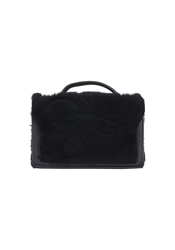 PRINCESSA – Black Zanellato Nina SuperBaby Bag – 01