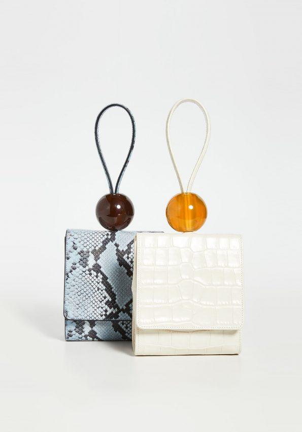 PRINCESSA – Cream Byfar Ball Bag – 04