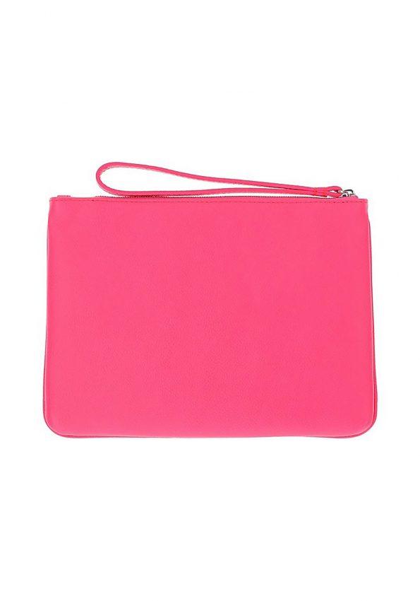 PRINCESSA – Fuschia Balenciaga Wallet Clutch – 02