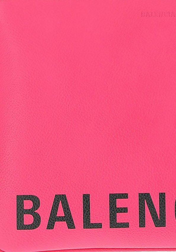 PRINCESSA – Fuschia Balenciaga Wallet Clutch – 03