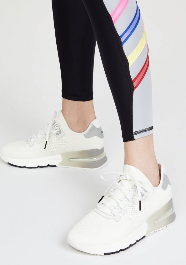 PRINCESSA – WhiteSilver Ash Krush Bis -Sneakers – 02