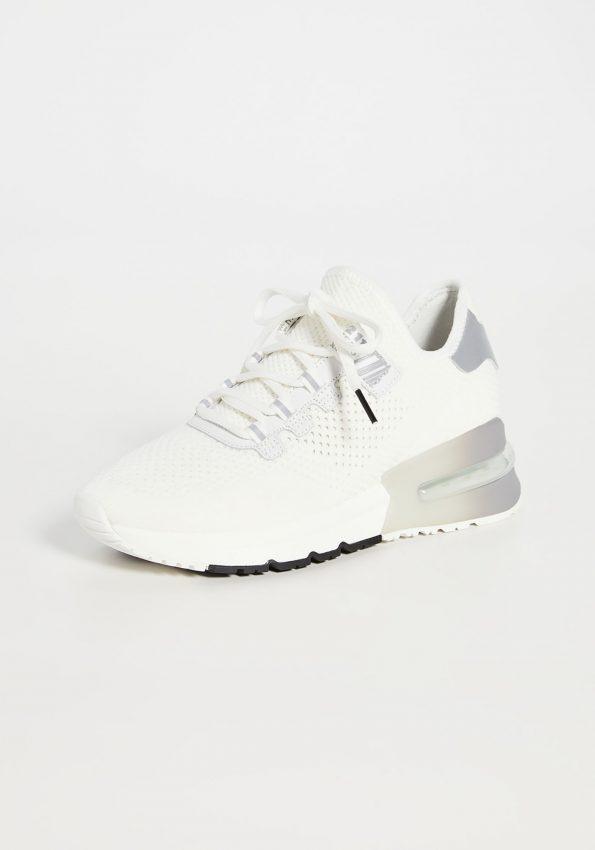 PRINCESSA – WhiteSilver Ash Krush Bis -Sneakers – 04