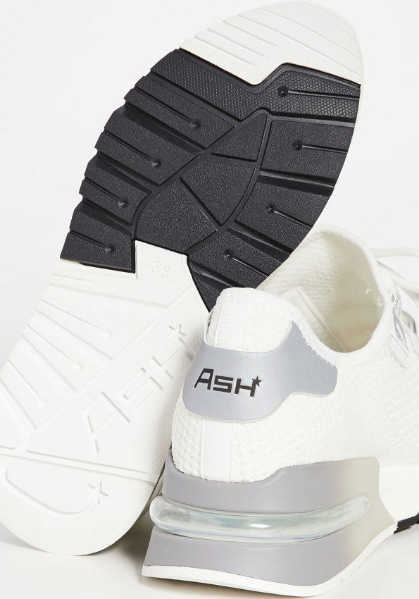 PRINCESSA – WhiteSilver Ash Krush Bis -Sneakers – 05